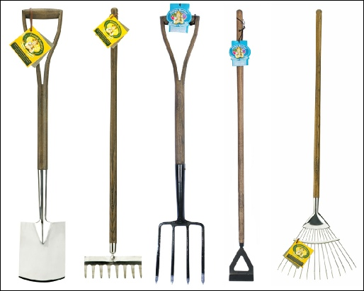 Children 39 s gardening tools for Childrens gardening tools